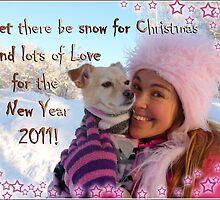 Snowy Christmas Wishes by KanaShow