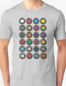 United Colours Of Vinyl T-Shirt
