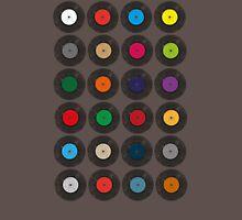United Colours Of Vinyl Unisex T-Shirt