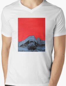 Chalkwell Station Mens V-Neck T-Shirt