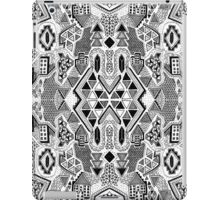 Busy Body Line Pattern iPad Case/Skin