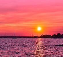 Setting On Summer by JoeGeraci