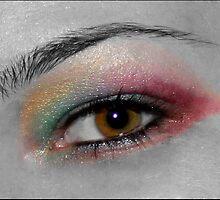 Beautiful Eye by Caroline Hannessen