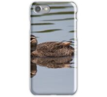 Pacific Black Duck iPhone Case/Skin
