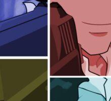 cowboy bebop spike spiegel anime manga shirt Sticker
