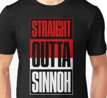 Straight Outta Sinnoh Unisex T-Shirt