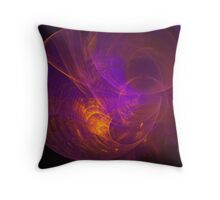 fires within(right) Throw Pillow