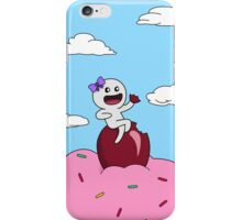 Cupcake Thief iPhone Case/Skin