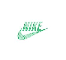 Nike Green Indonesia Batik Pattern White Version iPhone Case ,Casing 4 4s 5 5s 5c 6 6plus Case - Nike Green Indonesia Batik Pattern White Version Samsung case s3 s4 s5 by procase