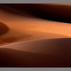 First light into the dunes by Hanszio
