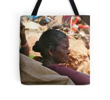 resignation and resolution Tote Bag