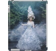 The stairs to the long night of grief iPad Case/Skin
