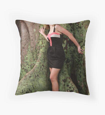 Maria French, no. 2 Throw Pillow