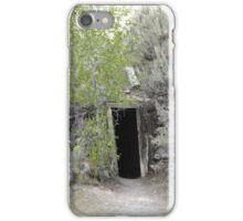 Bannack Mine Shaft iPhone Case/Skin