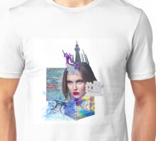 Dara from MintModelsRussia  by Anna Galkina Unisex T-Shirt