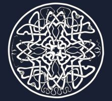 Knotwork Mandala by Frozen Explosion