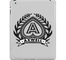 Axwell new iPad Case/Skin
