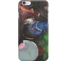 Space Animals Collection #2 iPhone Case/Skin