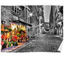 Say It With Flowers - HDR Poster