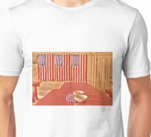 Fort Delaware Dining Hall Unisex T-Shirt