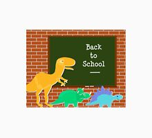Back to School Cute Dinosaurs for Kids Unisex T-Shirt