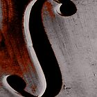 Postcard in Signature Bass by ArtbyDigman