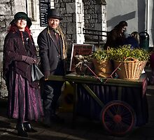 The Mistletoe Seller by Country  Pursuits