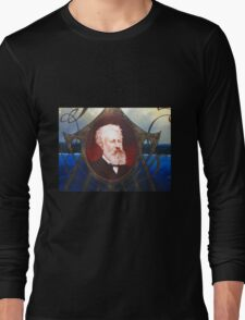 Jules Verne Long Sleeve T-Shirt