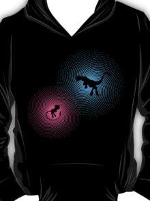 Mew Vs Mewtwo T-Shirt