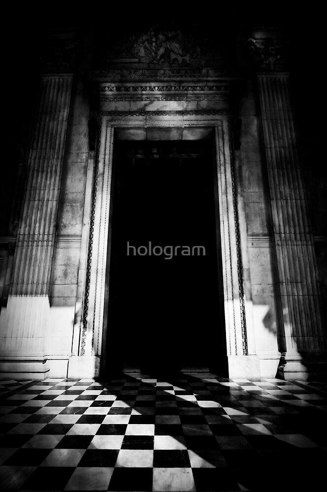 Into Darkness by hologram