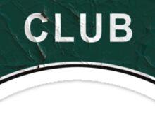 The Smiths Salford Lads Club Sticker