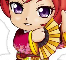 Maki - Angelic Angel chibi edit. 1 Sticker