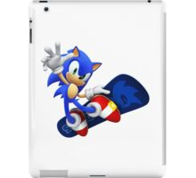 Sonic - Mario and Sonic at the Olympic Games iPad Case/Skin