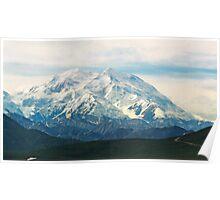 Mount McKinley- Alaska Poster
