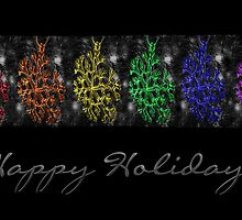 Happy Holidays by Jamie Lee