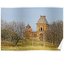 Olana-Home of Frederic Church Poster