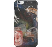 Space Animals Collection #3 iPhone Case/Skin