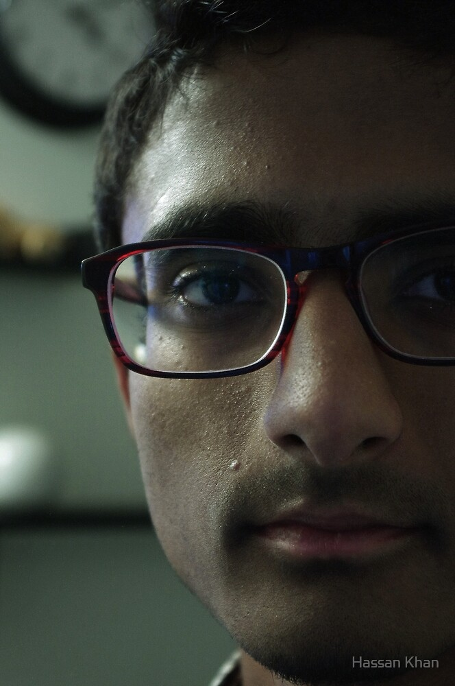 Dr. Freeman? by Hassan Khan