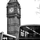 Clocks and Buses  by Debbie Drew