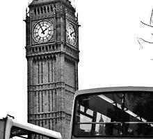 Clocks and Buses  by Debbie Westerman