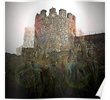 Ghostly Castle Poster