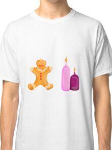 Christmas icons Classic T-Shirt