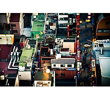 Arcade Walls Photographic Print