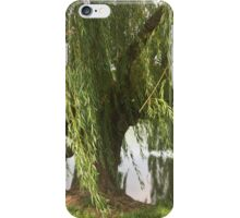 Weeping Into the Water iPhone Case/Skin