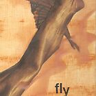 fly by Della  Badart