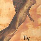 fly by Della  Badart