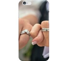Sealing the Deal  iPhone Case/Skin