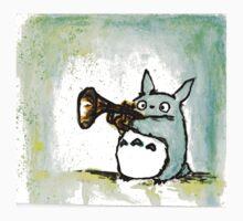 Totoro Watercolour (Trumpet) -Studio Ghibli Kids Clothes