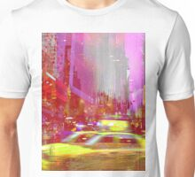 MOVING TO NEW YORK Unisex T-Shirt