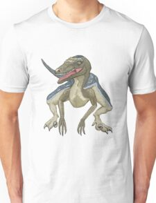 raptor blue Unisex T-Shirt
